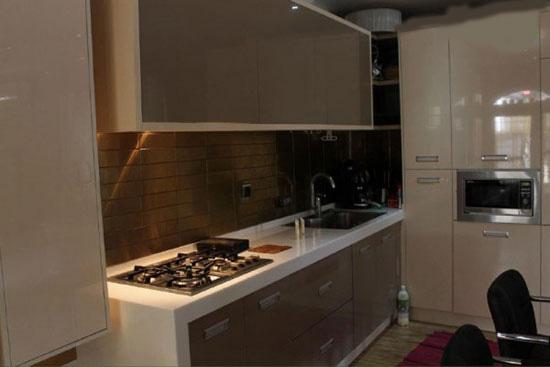 اشپزخانه مدرن و شيک