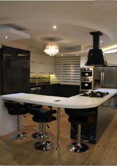 چگونه يک اشپزخانه مدرن و شيک داشته باشيم