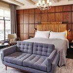 از اتاق این هتل ها برای دکوراسیون اتاق خواب تان الگو بگیرید