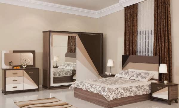 مدل پرده برای اتاق خواب با طرح های ساده اما شیک و زیبا