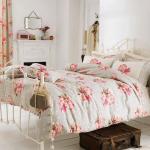 ابعاد استاندارد تخت خواب برای اتاق خواب آرام