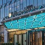 تصاویری از طراحی داخلی هتلی لوکس در چین