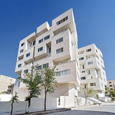 نماهای ساختمانی برتر، از دید طراحان ساختمان