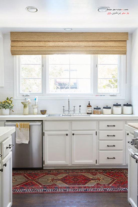 طراحی داخلی خانه در کالیفرنیا