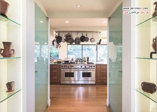 خانه شیشه ای جین فوندا