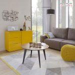 ایده های بسیار زیبا درمورد نحوه کاربرد رنگ زرد در دکوراسیون منزل