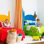 نکاتی برای چیدمان و دکوراسیون یک اتاق خواب برای دو فرزند