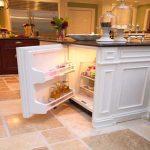 کابینت های هوشمندانه برای آشپزخانه های کم جا و نقلی