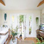 طراحی داخلی فوق العاده دلباز خانه کوچک 33 متری!