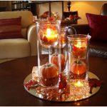 ایده های دوست داشتنی برای تزئین و چیدمان میز قهوه در فصل پاییز