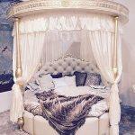 تخت خواب های دخترانه زیبا با طراحی جدید