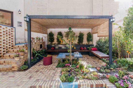 طراحی های فضای سبز منزل
