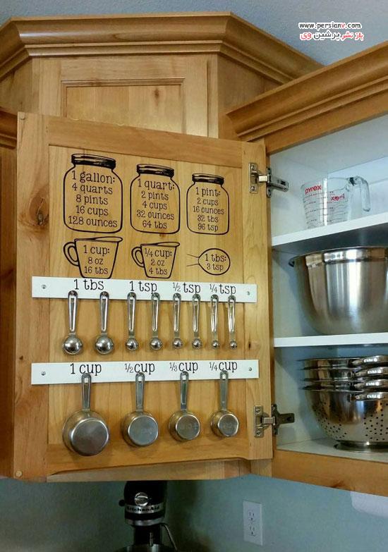 ایده های ساماندهی آشپزخانه