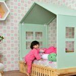 مدل تخت های بانمک و فانتزی برای دخترکوچولوها