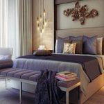 رنگ های مناسب برای اتاق خواب رمانتیک و زیبا