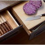 ایده های هوشمندانه و جالب برای تعبیه تخته گوشت در آشپزخانه