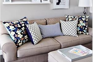 روش های عالی برای جذاب کردن اتاق نشیمن کوچک و ساده