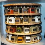 ایده های فوق العاده برای ساماندهی شیشه های ادویه در آشپزخانه