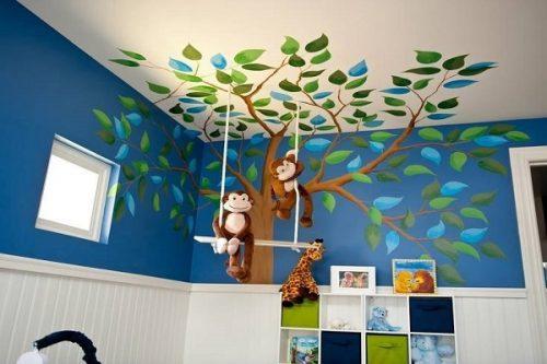 چیدمان و طراحی اتاق کودک