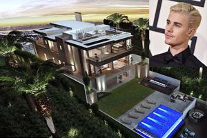 طراحی داخلی یک خانه فوق مدرن و مورد پسند جاستین بیبر!