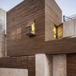 دکوراسیون نمای بیرونی ساختمان های جدید + تصاویر