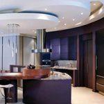 سقف کاذب کناف جدید و مدرن با طراحی کاربردی + تصاویر