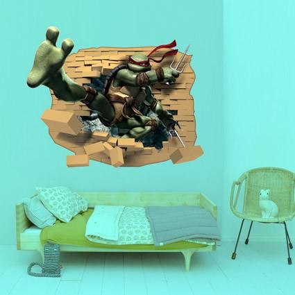 تزئین دیوارهای خانه