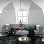 دکوراسیون اسکاندیناوی و منحصر به فرد این آپارتمان را تماشا کنید +عکس