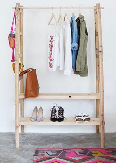 رگال ها و قفسه های مناسب