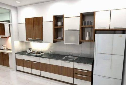 کابینت آشپزخانه جدید و زیبا