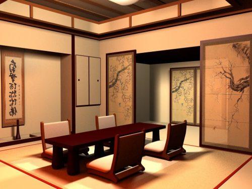 دکوراسیون ژاپنی