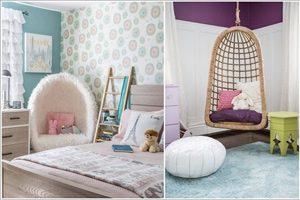 مبل اتاق کودک در ایده های متنوع و زیبا برای اتاق بچه ها!