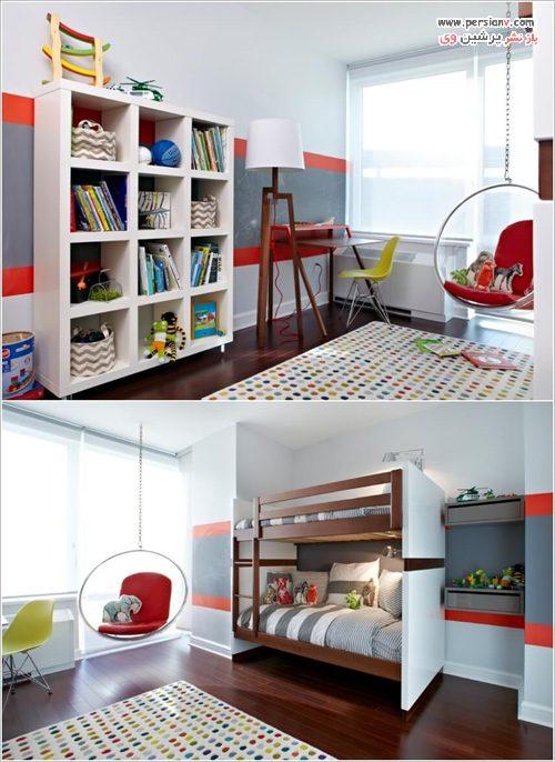 مبل اتاق کودک