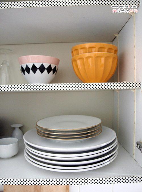 وسایل تزیینی دست ساز آشپزخانه
