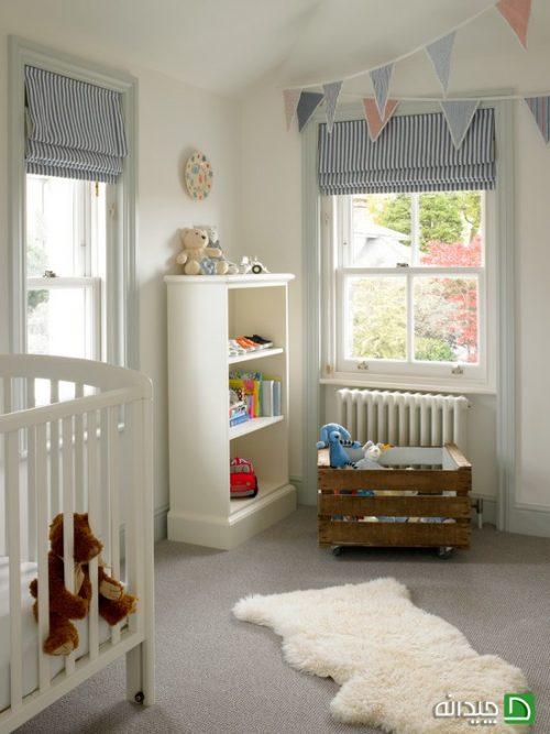 فنگ شویی اتاق کودک