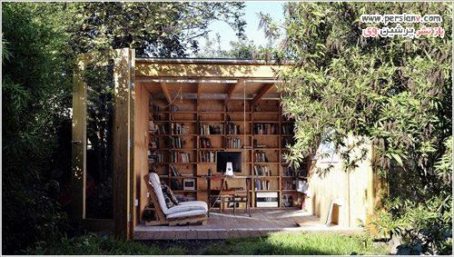 مدل های طراحی کتابخانه