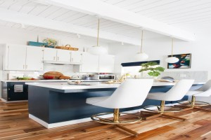 طراحی و چیدمان دکوراسیون آشپزخانه به سبک مدرن ۲۰۱۸ + تصاویر