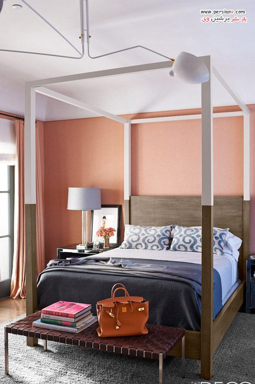دکور اتاق خواب دخترانه