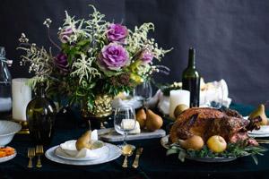 ایده های منحصر به فرد تزیین میز غذاخوری برای مهمانی های فصل پاییز