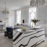 طراحی های جدید آشپزخانه و قابل انتظار در سال ۲۰۱۹