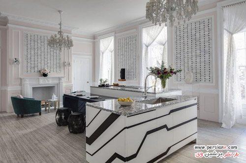 طراحی های جدید آشپزخانه