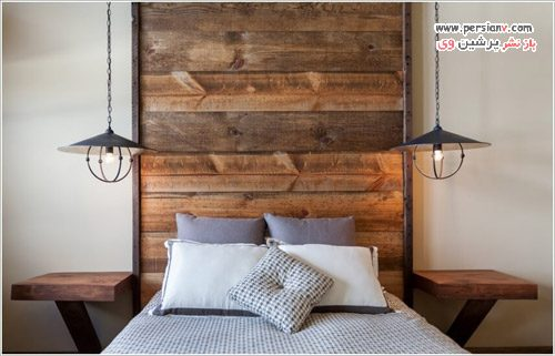 لامپ کنار تخت