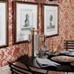 کاغذ دیواری در آشپزخانه با این ایده های جذاب در طراحی داخلی