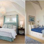 دکوراسیون منزل با رنگ آبی و سفید در طراحی داخلی