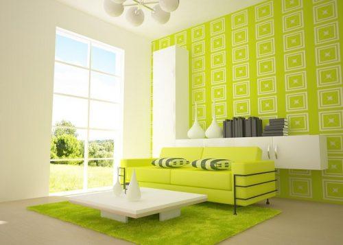 کاربرد رنگ در دکوراسیون داخلی