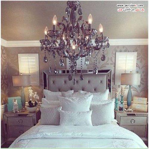 دکور اتاق خواب عروس