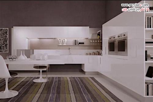 دکوراسیون آشپزخانه ترکیه ای