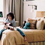 طراحی شیک و جذاب برای دکوراسیون اتاق خواب پسرانه