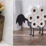 مدل های زیبا از جا دستمالی سرویس بهداشتی و حمام