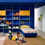 مدل های شیک از طراحی و دیزاین اتاق خواب پسرانه